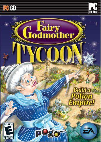 Fairy Godmother Tycoon Fairy Godmother Godmother Fairy