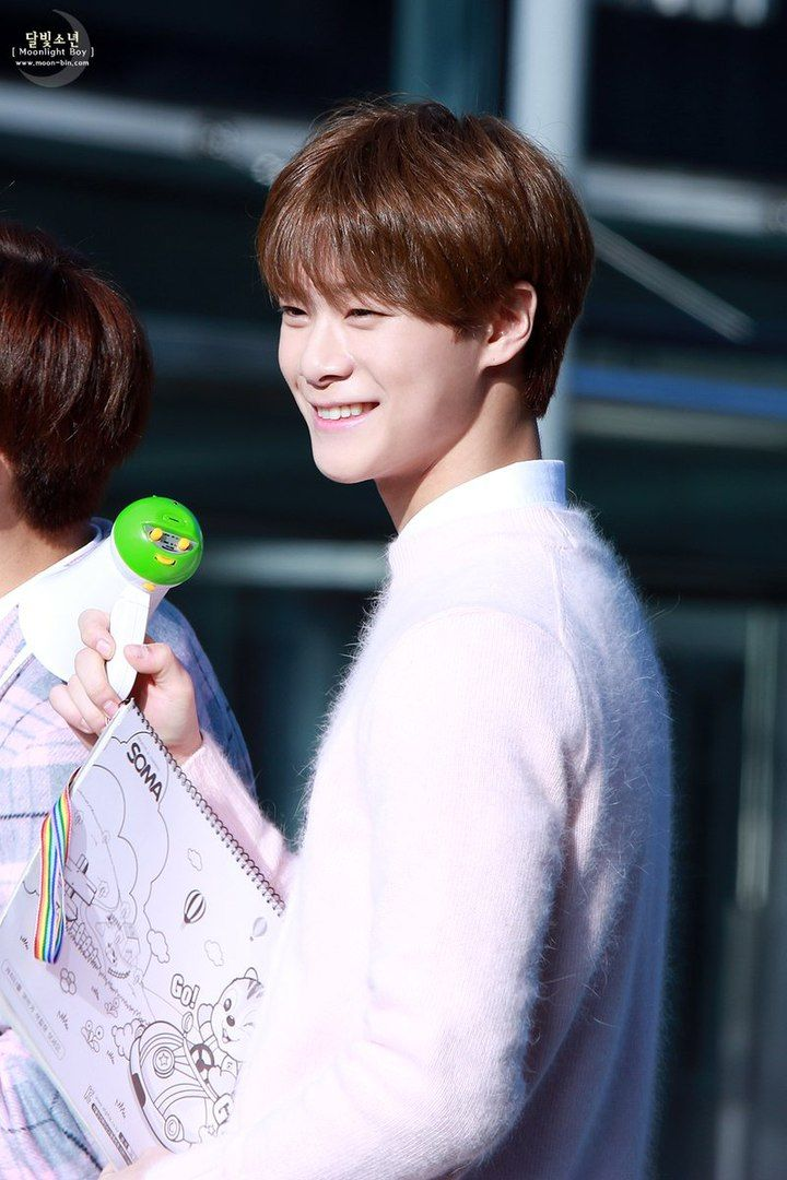 [19.11.16] Music Core Mini Fanmeeting - MoonBin