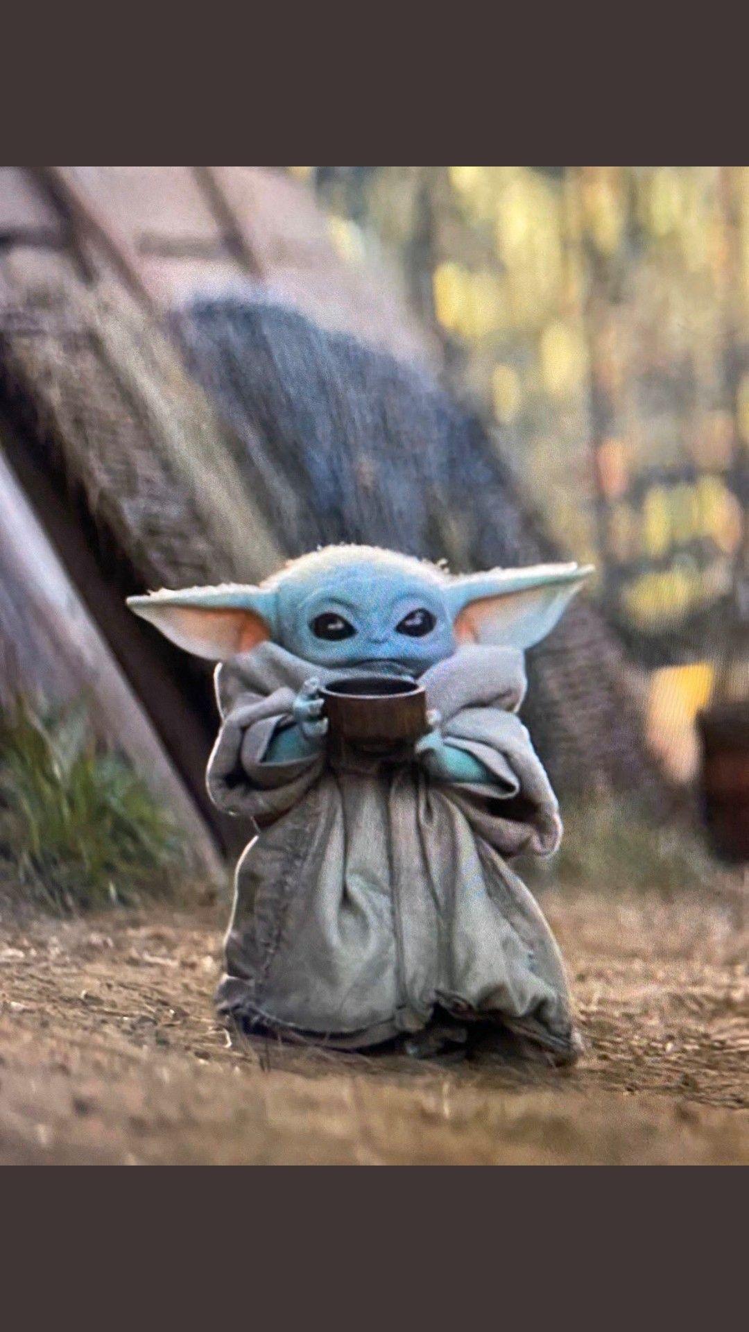 Baby Yoda Yoda Wallpaper Star Wars Poster Star Wars Wallpaper