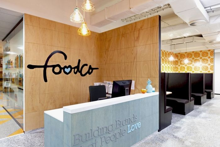 office design sydney. Foodco Sydney Office , Http://www.interiordesign-world.com/ Design E
