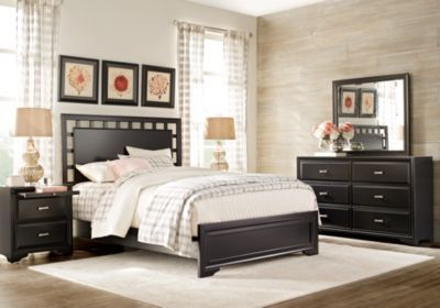 Affordable queen bedroom sets Variety of colors and styles
