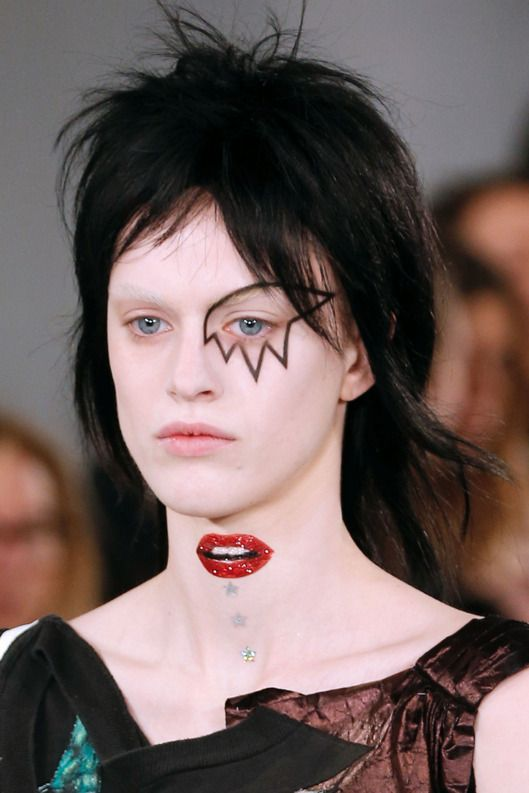 Margiela Paid Homage to David Bowie | Bowie, Couture and ...