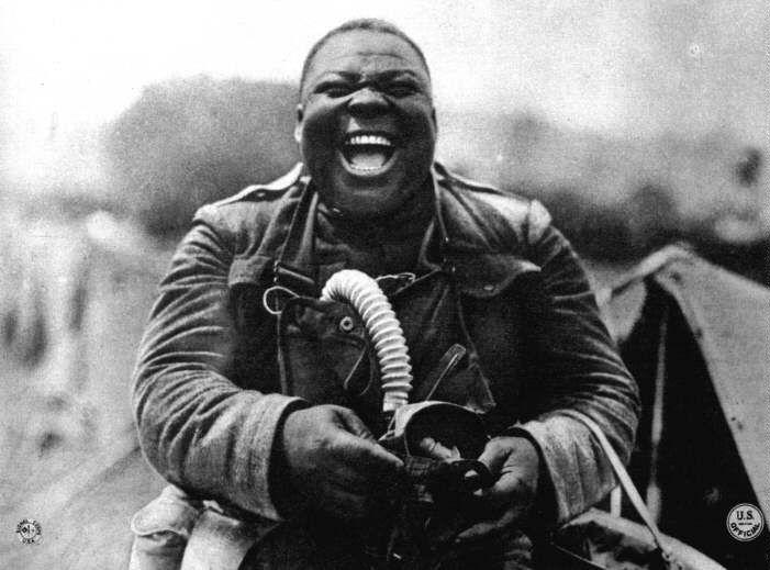 African American Infantryman During The Meuse Argonne Offensive Wwi World War World War I World War One