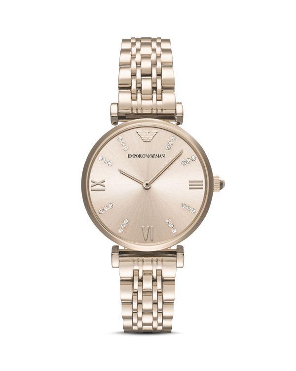 Armani Fashion Watch, 43mm