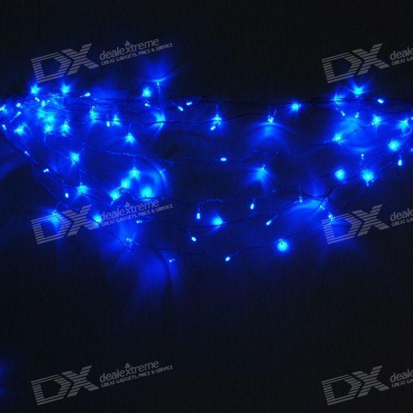 LED String Lights (Blue/10M) Lights