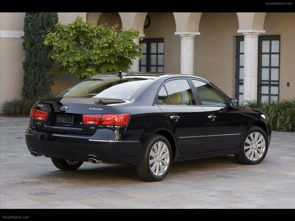 Hyundai Sonata 2009 Exotic Car