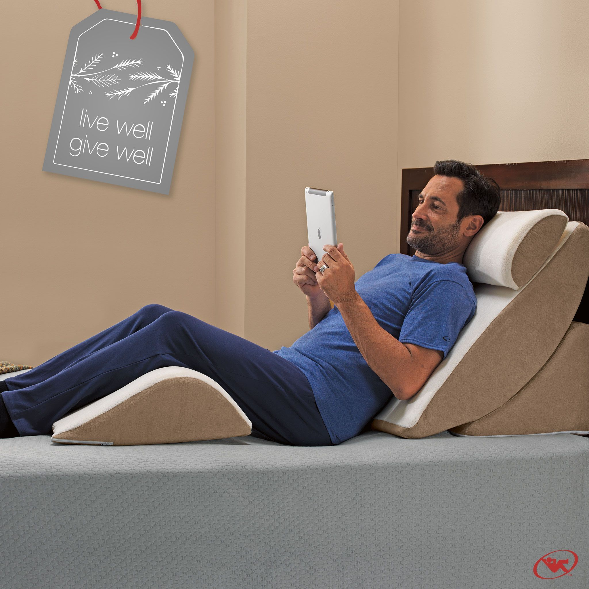 Best Purefit Adjustable Wedge System Adjustable Beds Body 400 x 300