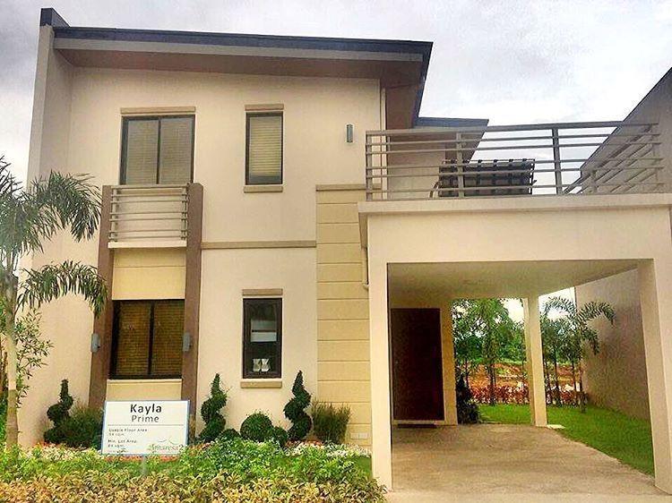 Real Estate Bulacan Amaresa 2 Muzon San Jose Del Monte Bulacan Philippines House Design Philippine Houses Carport Designs