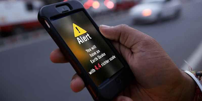 Puo` il nostro cellulare salvarci dai terremoti? #app #terremoto #terremoto
