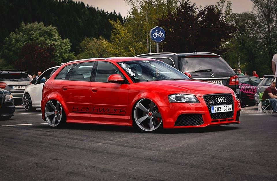 8p rs3 static slightly lowered vehicles pinterest audi audi a3 and audi rs3. Black Bedroom Furniture Sets. Home Design Ideas
