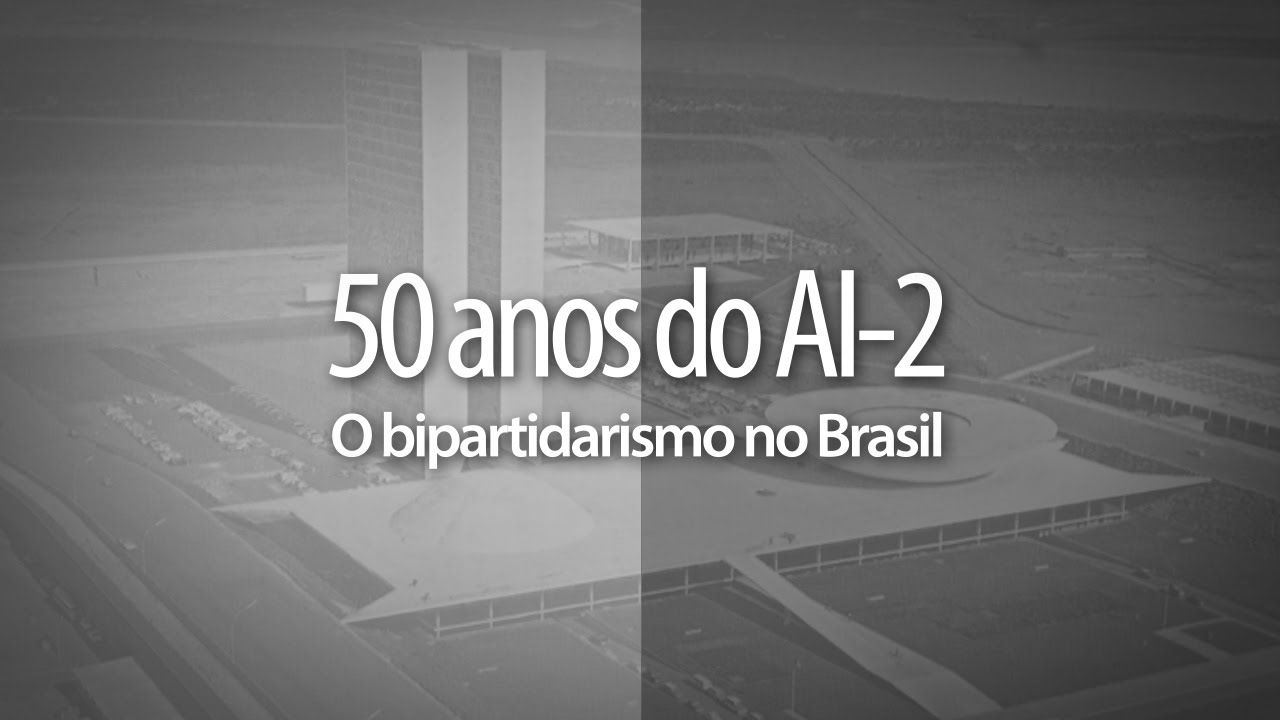 Arquivo S: os 50 anos da criação de Arena e MDB