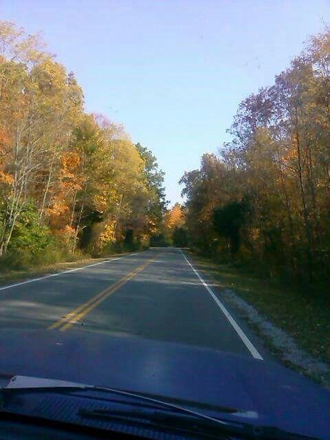 Fall in Ohio is beautiful!