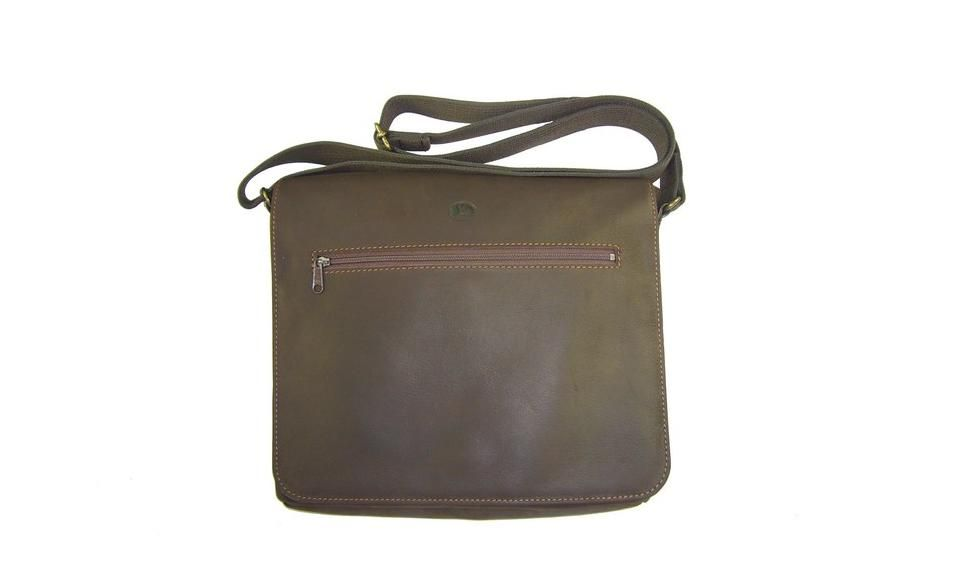 8907987a24 Besace bandoulière cuir brun 5659, marque Frandi | Sacs ...