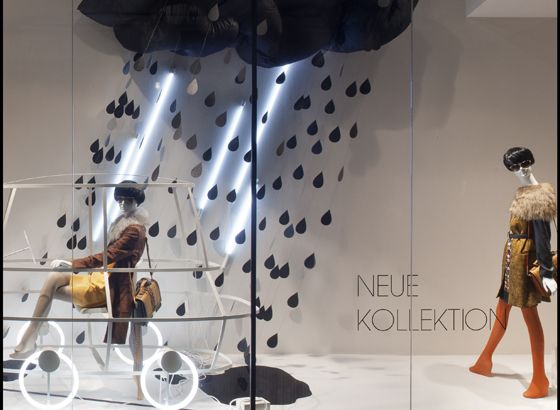 schaufenster ludwig beck we visual display campaigns visual merchandising pinterest. Black Bedroom Furniture Sets. Home Design Ideas