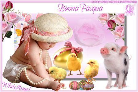 A Tavola con Mammazan: Buona Pasqua!!!!