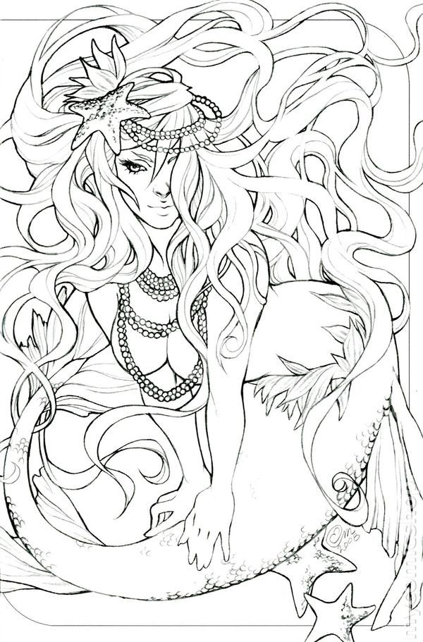 graphic relating to Free Printable Fantasy Pinup Girl Coloring Pages named cost-free printable myth pinup female coloring webpages - Google