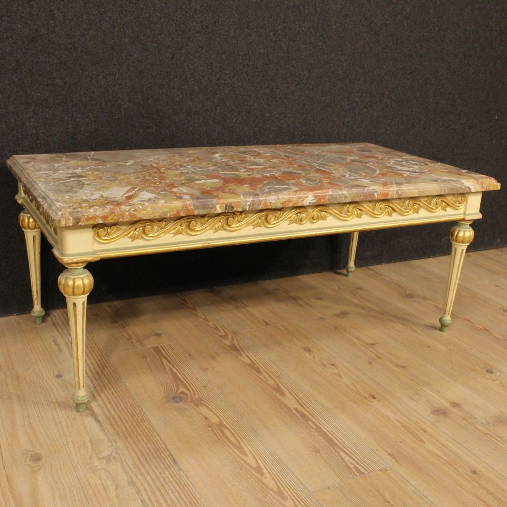 Italian Coffee Tables Marble 1250eur Great Italian Coffee Table With Marble Top Visit Our