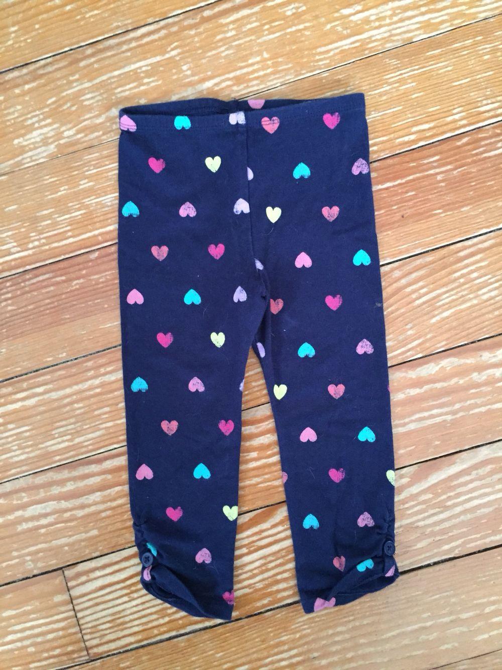 Circo 2T navy heart pants
