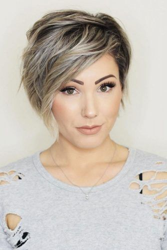 CURRENT SHORT HAIR TRENDS YOU CAN NOT MISS #current | Hair Color ...