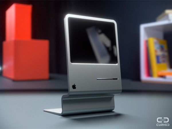 iMac Concept Inspired by the Apple Macintosh Lisa Computer #Apple ...