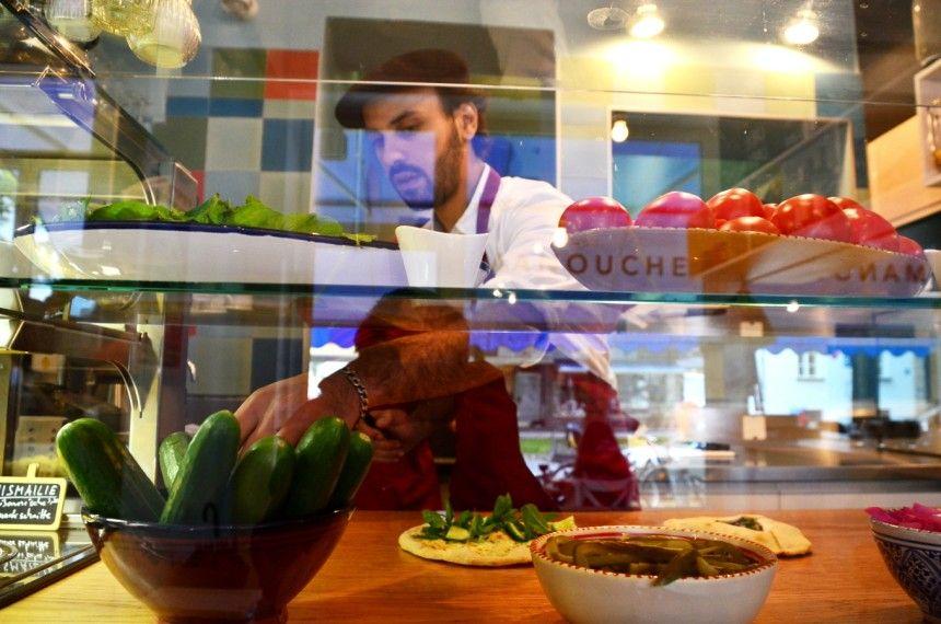 Restaurant Manouche Mamas libanesische Rezepte in München München - vietnamesische küche münchen
