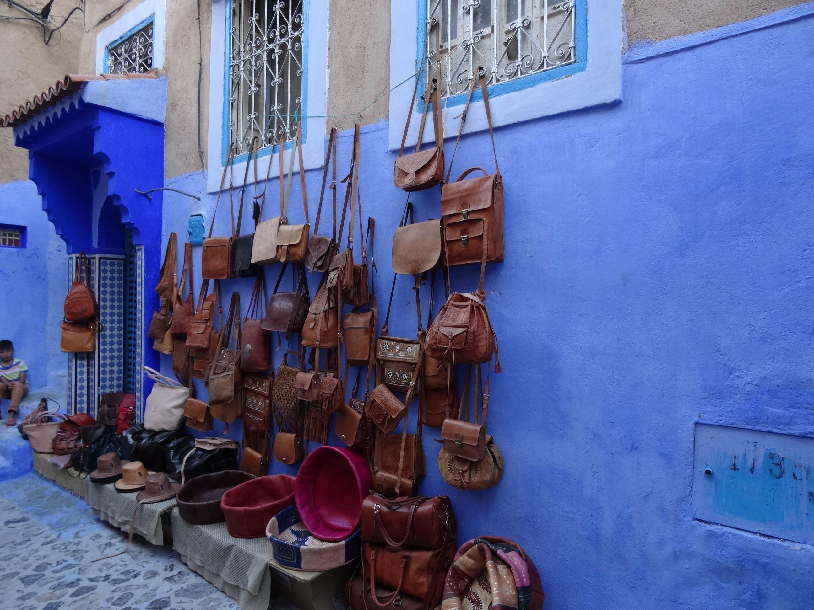 Bolsos y más bolsos