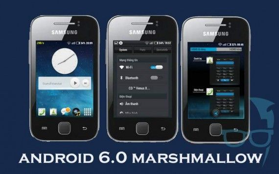Install Android 6.0 Marshmallow Update On Samsung Galaxy Y
