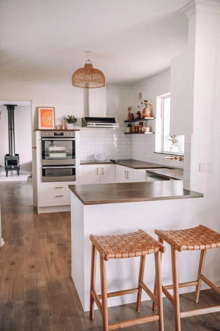 with white cabinets  contrasting countertopskitchens with white cabinets  contrasting countertops Amazing DIY Video We wound up pulling the overhead cabinets down repairi...