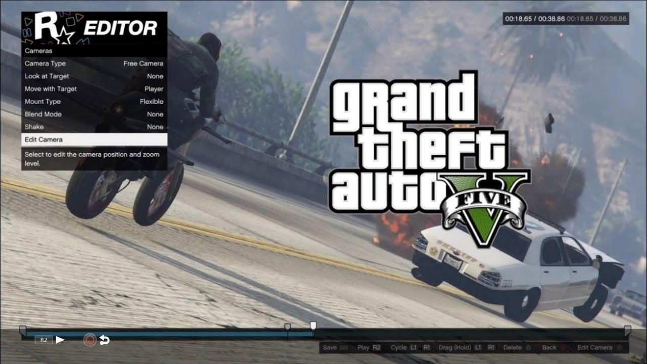 Rockstar Editor For DUMMIES Tutorial #GrandTheftAutoV #GTAV