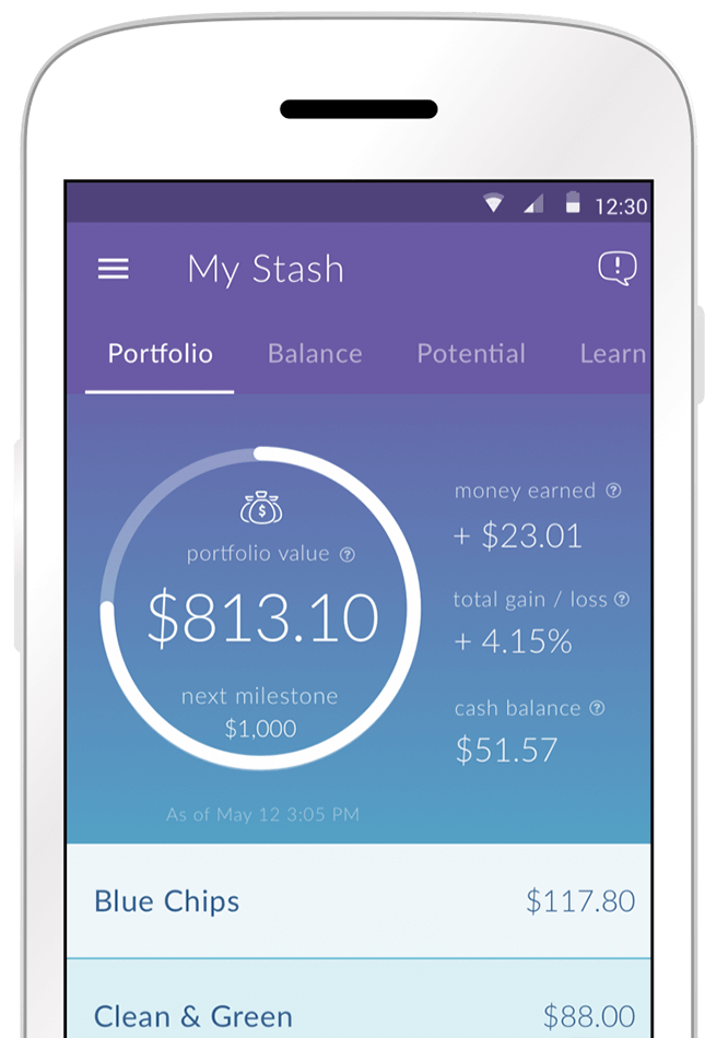 Investing made simple with the Stash app. Build an
