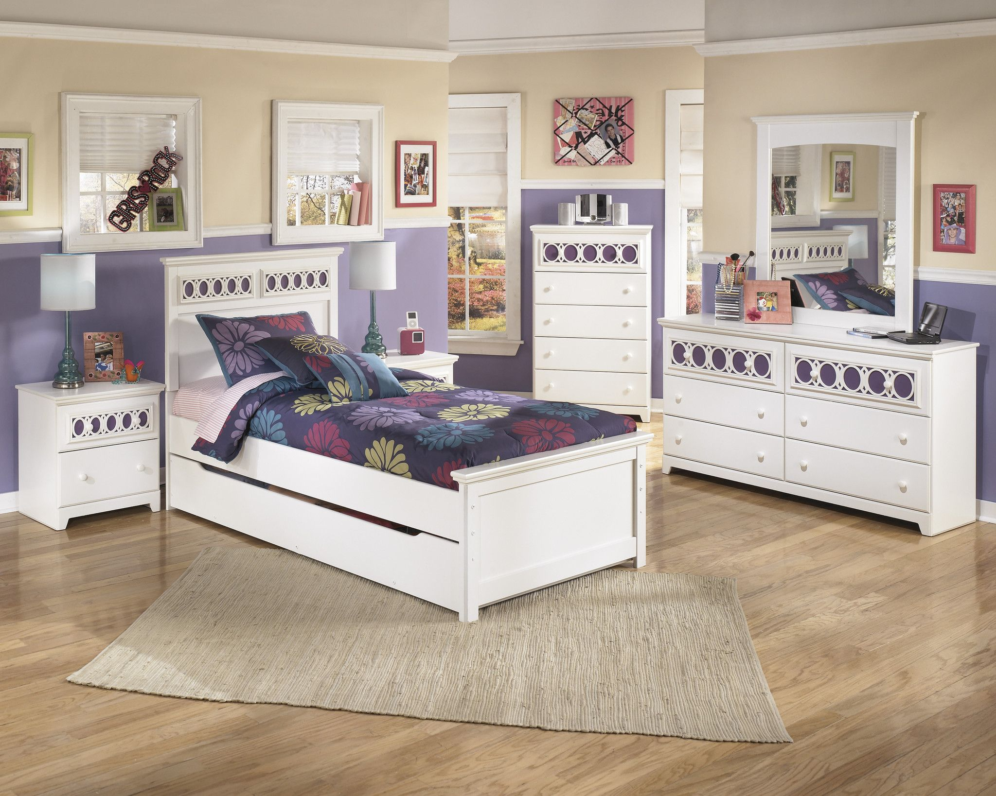 Zayley Storage Bedroom Group Ashley bedroom furniture