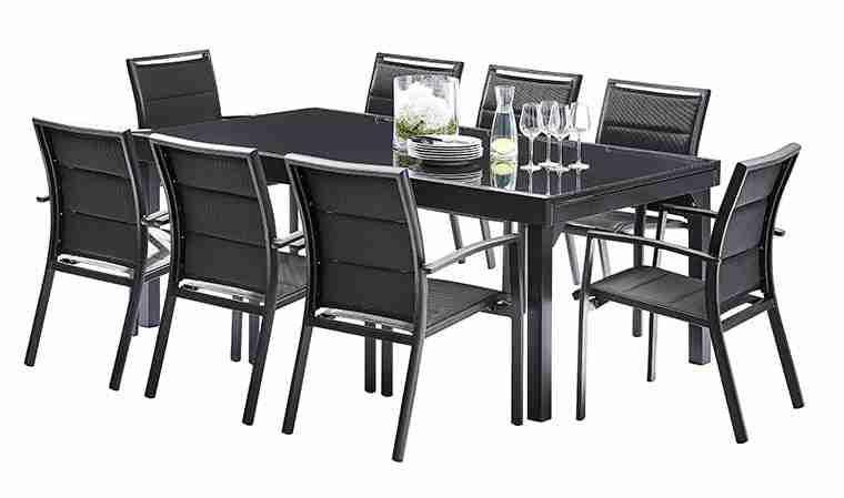 31 Calme Table De Jardin 12 Personnes