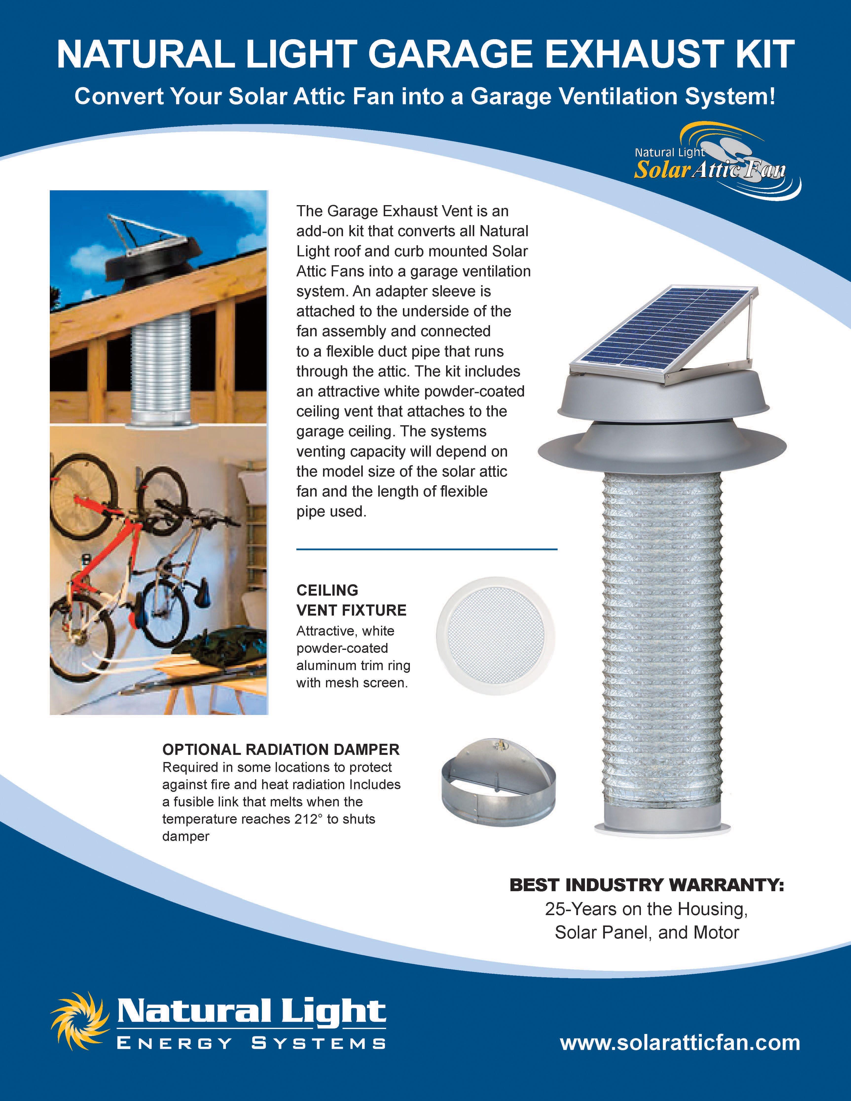 ceiling exhaust fan for garage | http://ladysro | pinterest