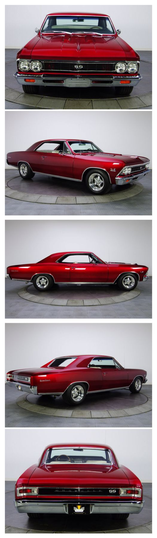 1966 Chevy Chevelle SS   Brought to you by House of Insurance in