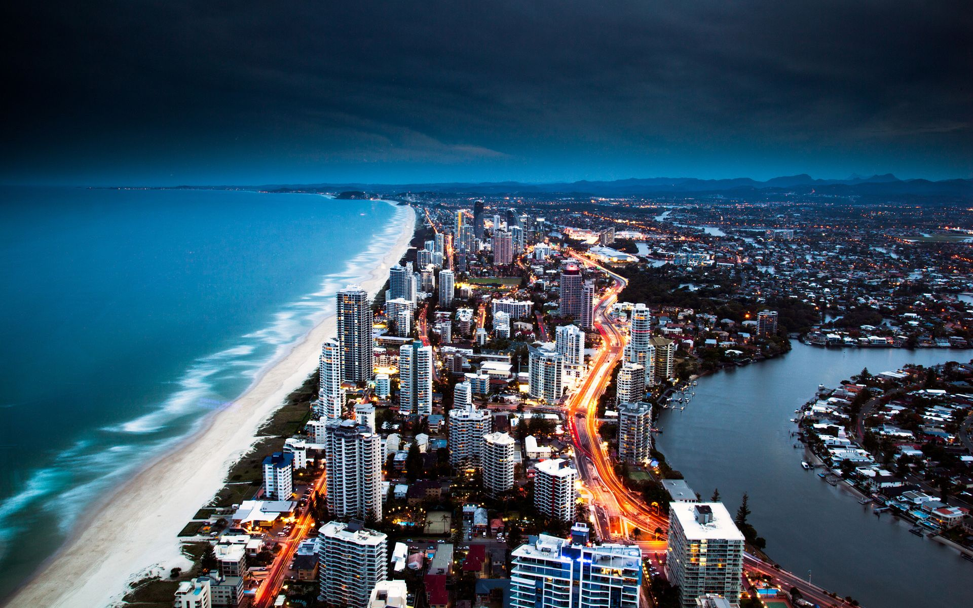 gold coast australia wallpapers pictures photos images | wallpapers