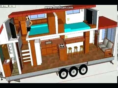 r sultat de recherche d images pour 2 bedroom tiny homes on wheels rh pinterest com