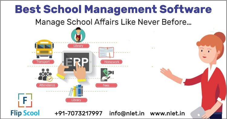 The School Management Software in India product has been