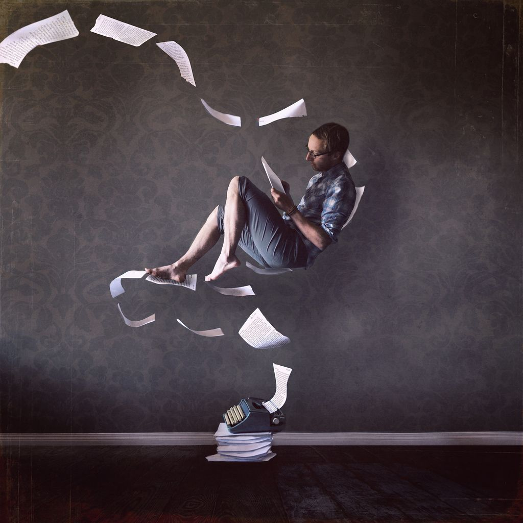 Carried Away   Surrealism photography, Conceptual ...