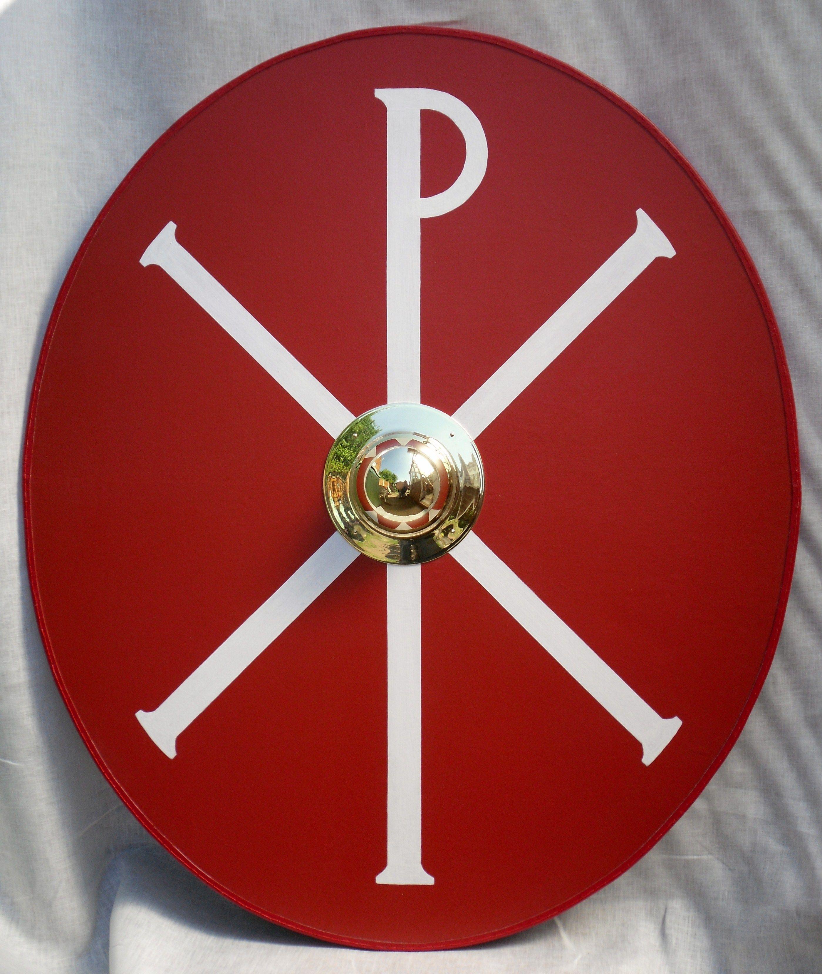 Equipment: Shields and Swords | Roman shield, Eastern roman, Roman soldiers