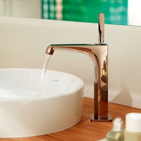 Axor Citterio E mixers for the wash basin | Hansgrohe International ...