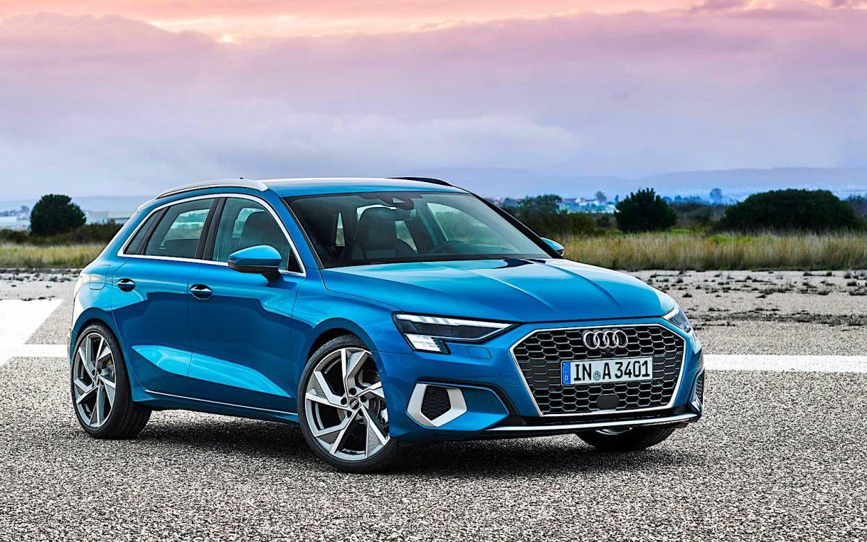 Audi A3 Sportback 2020 fotos, equipamiento y motores