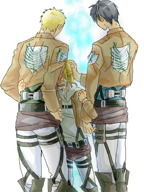 Attack on Titan | Shingeki no Kyojin | Reiner Braun ...