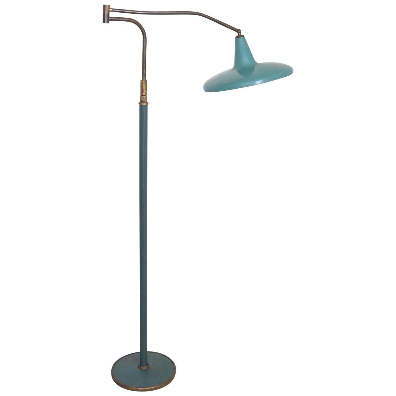 Arredoluce Floor Lamp Italy 1950 Floor Lamp Lamp Vintage Floor Lamp