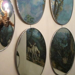 Round/Oval Mirrors