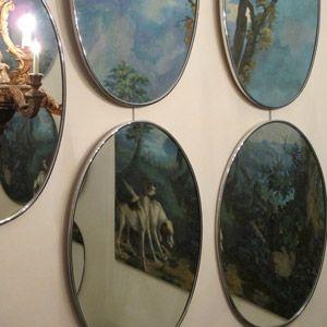 Round/Oval Mirrors