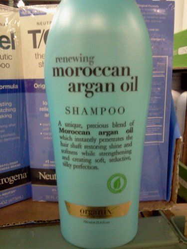 Organix Moroccan Argan Oil Shampoo 254 Oz -- Want additional info? Click on the image.(This is an Amazon affiliate link and I receive a commission for the sales)