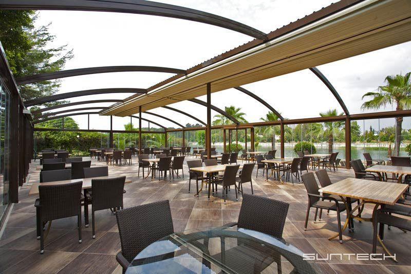 Beautiful Retractable Roofs 4 Retractable Pergola Roof