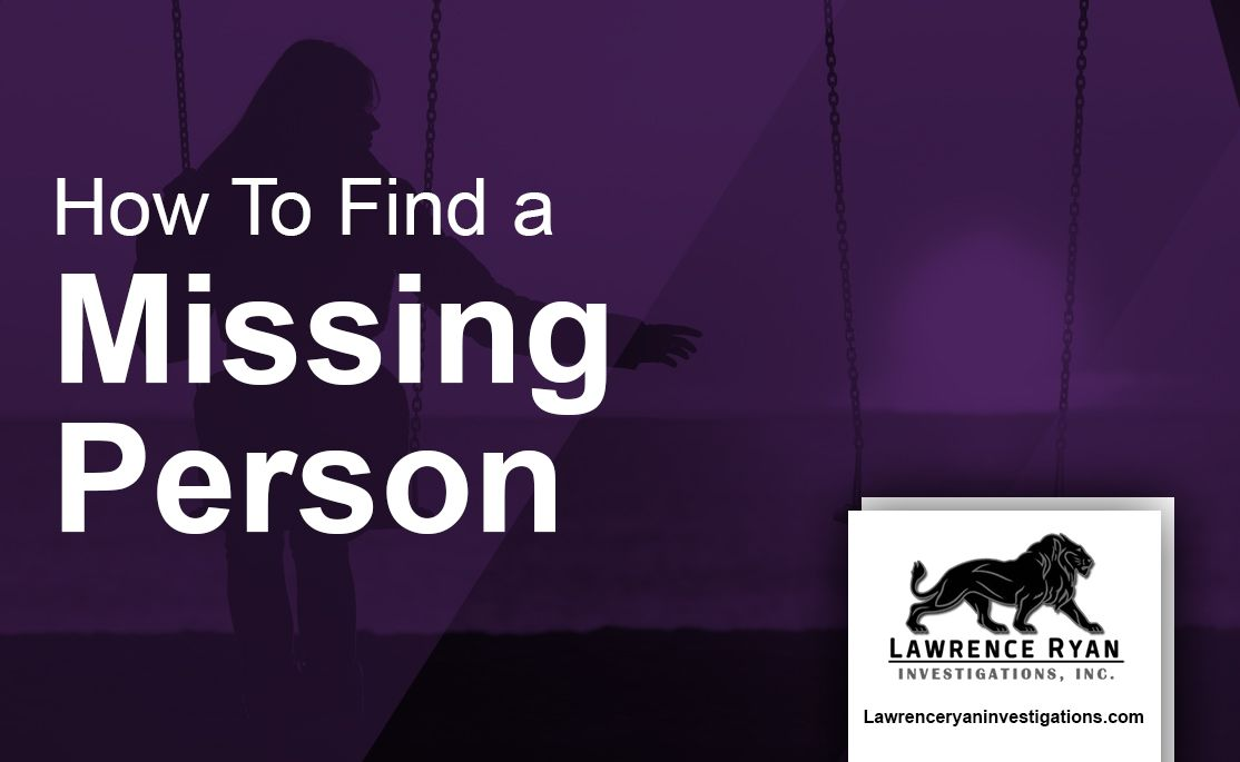 Utilize These Tips To Help You Find A Missing Person In Chicago Il Increase Your Chances To Locate Your Loved One Fast Mystery Writing Missing Persons Person