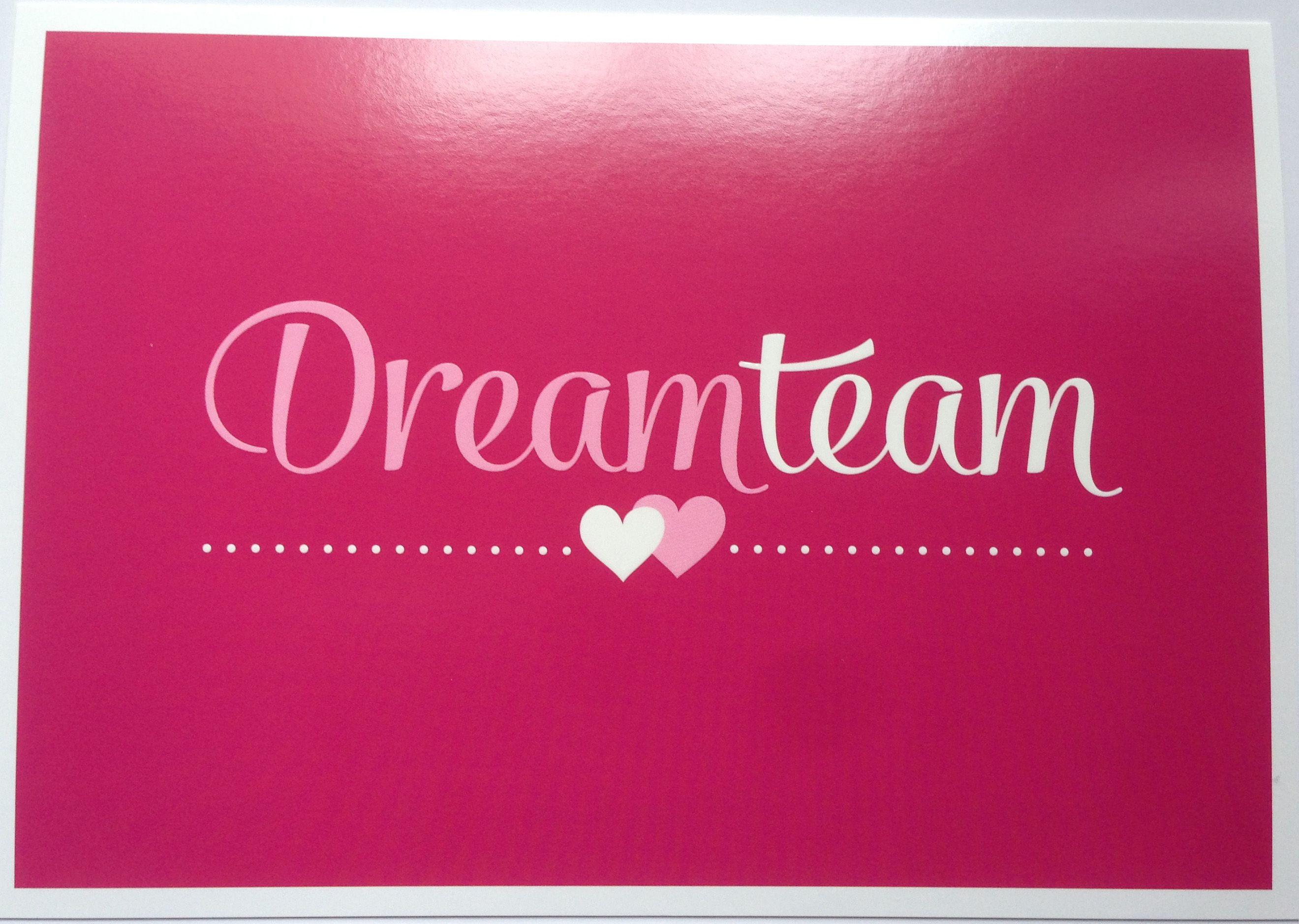 freundschaft liebe dreamteam zitate und spr che postkarten wortsch tzchen pinterest. Black Bedroom Furniture Sets. Home Design Ideas