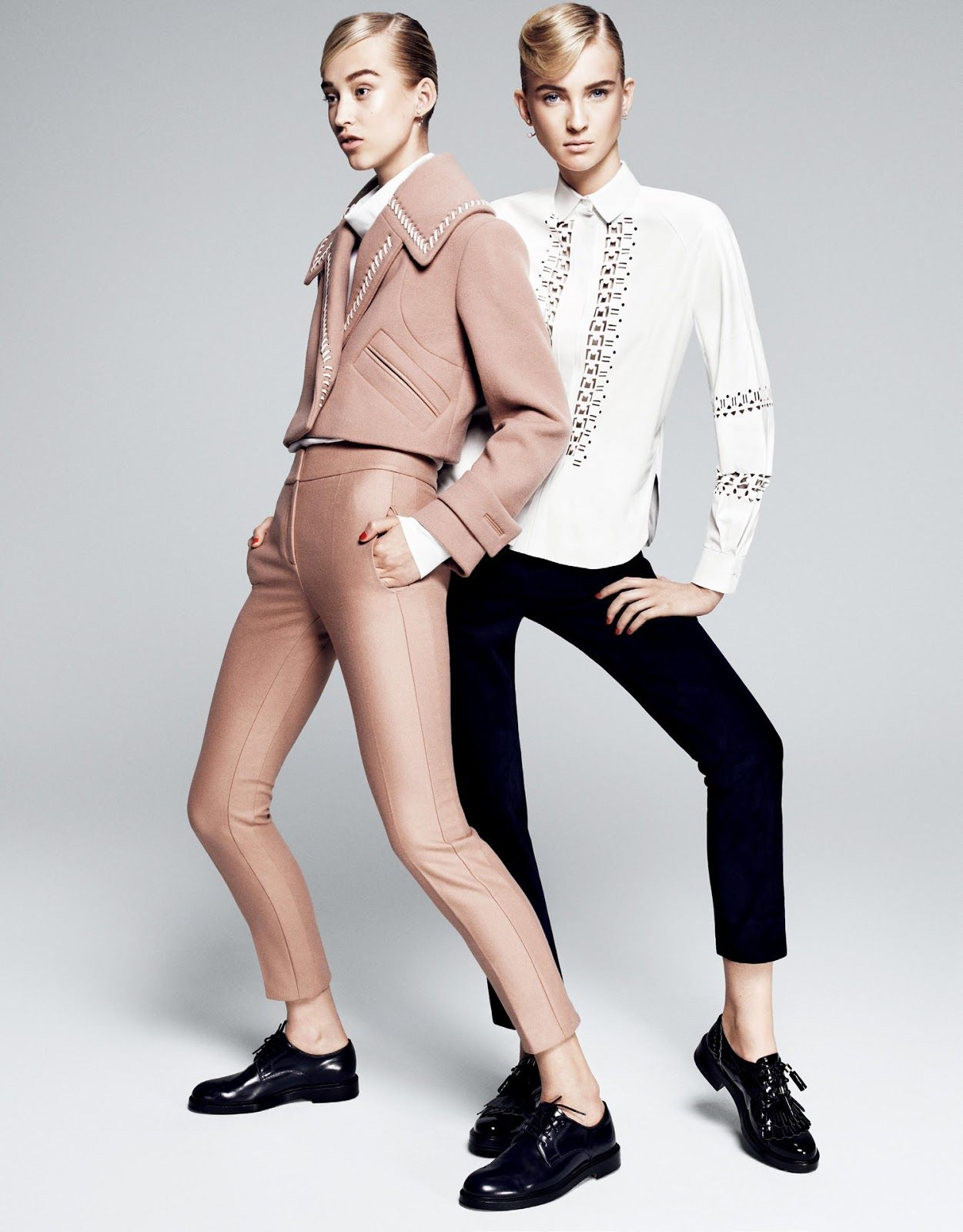 visual optimism fashion editorials shows campaigns u0026